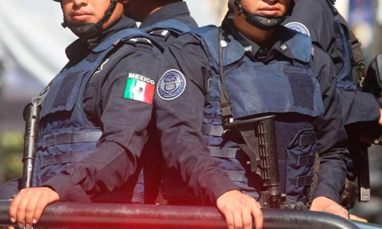 Separan a 23 policías de Puebla capital por reprobar exámenes de control de confianza