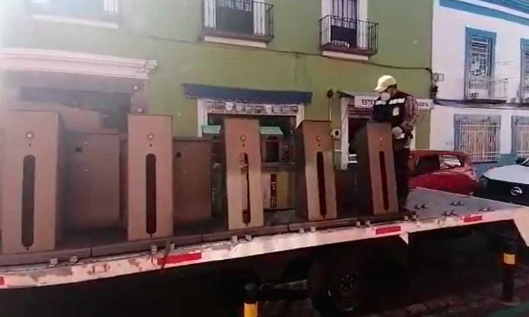 Adiós CycloShare… en Centro Histórico ya retiraran las estaciones tras fracaso