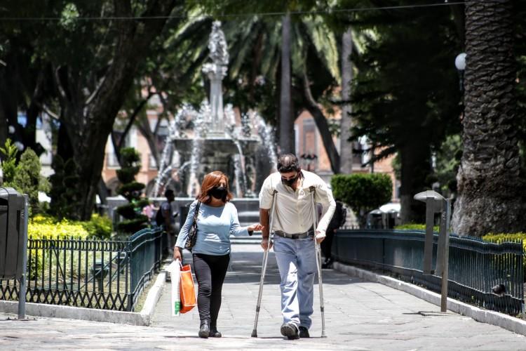 Calles del Centro Histórico seguirán cerradas hasta que las condiciones sanitarias lo permitan