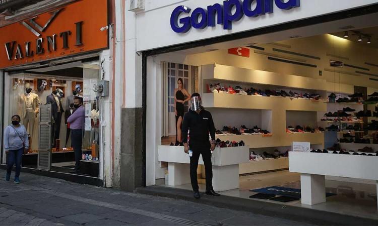 Siempre sí reabrirán Centro Histórico para reactivación económica de Puebla