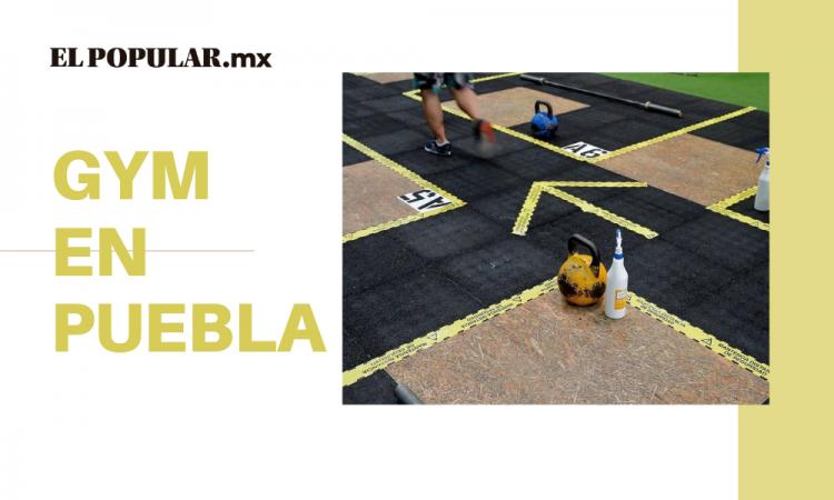 Este es el Protocolo para entrar a gimnasios de Puebla en la Nueva Normalidad