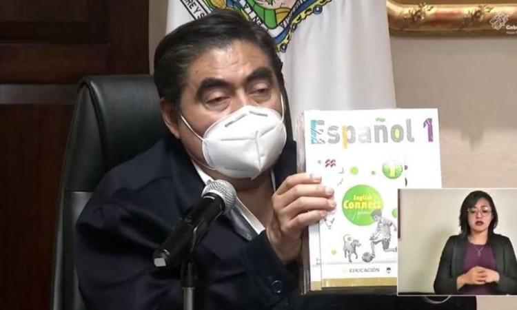 Más de 9 millones de libros de textos se distribuirán en Puebla