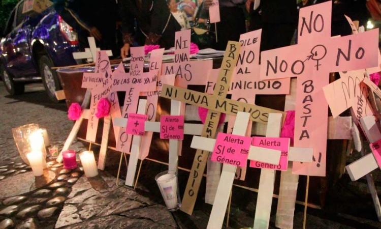 Preocupan feminicidios al gobierno del estado de Puebla