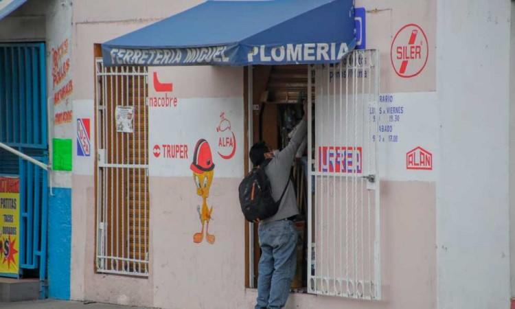 Secretaría de Economía espera que se recuperen 30 mil empleos tras crisis del Covid-19