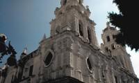 Tranquilos… la iglesia de La Compañía se encuentra en buen estado