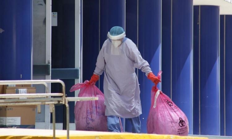Durante pandemia Puebla ha contratado cerca de mil 500 trabajadores de la Salud