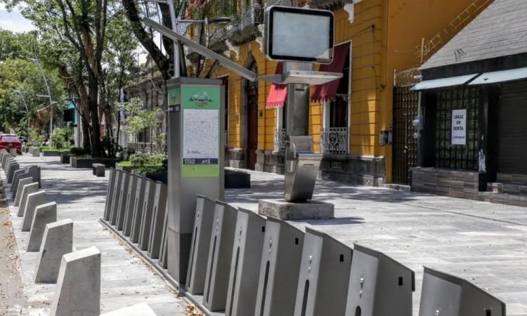 Darán prioridad a servicio mixto de bicicletas públicas