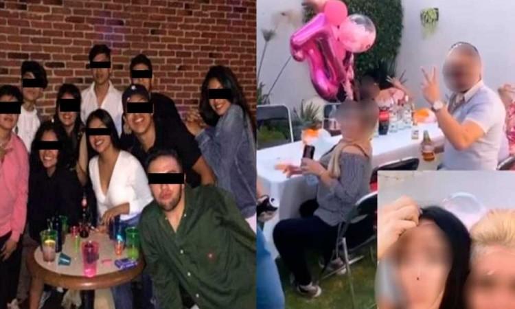 Piden autoridades no criminalizar a jóvenes poblanos que salen de fiesta durante cuarentena