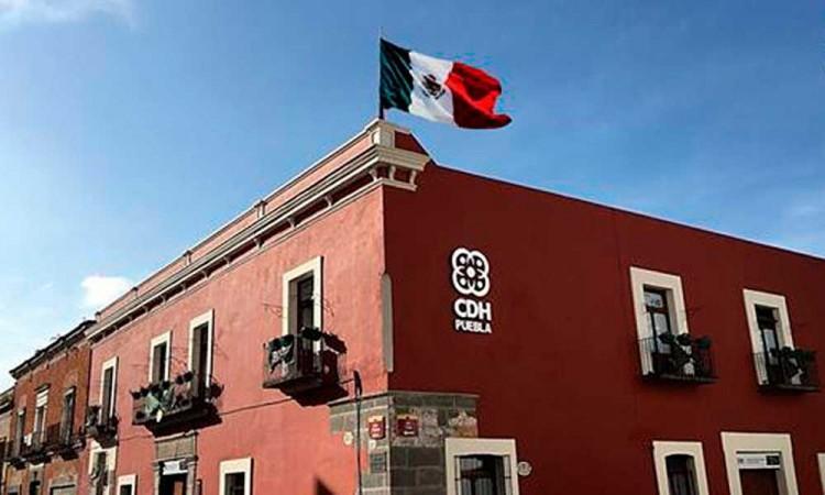 Piden desaparecer el CDH Puebla por omisiones a derechos humanos