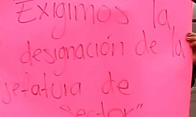Tras manifestación, logran docentes que SEP les asigne plazas