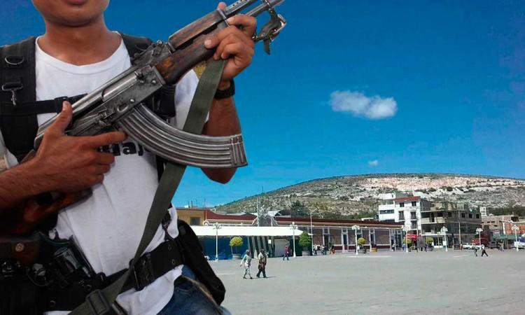 Tepeaca, un foco de inseguridad grave, reconoce Barbosa