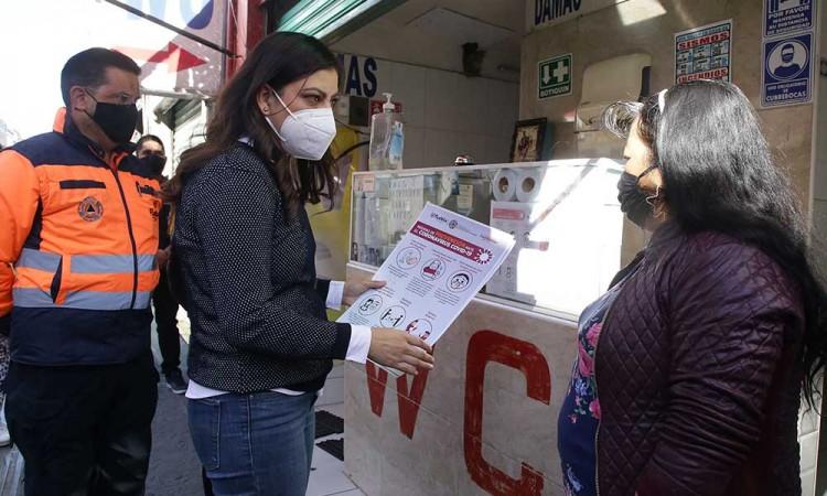 Avalan fondo para los sectores afectados en Puebla capital