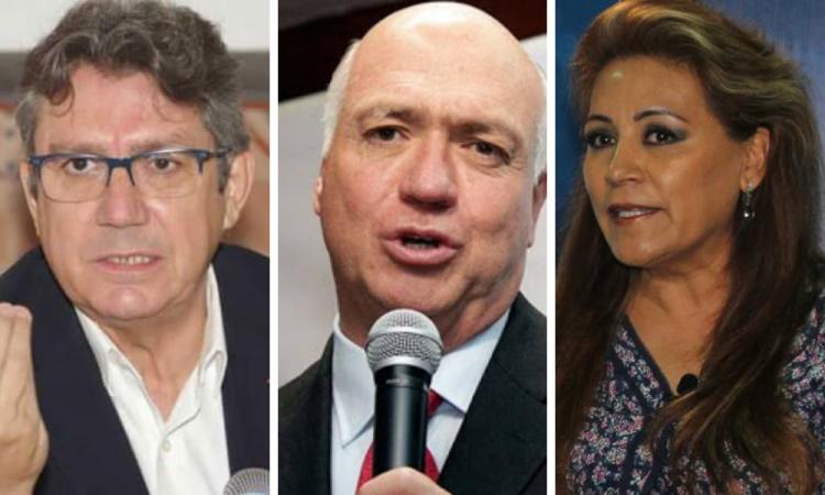 Germán Sierra, Juan Manuel Vega y Adela Cerezo confirman su salida del PRI; niegan posible afiliación a otro partido