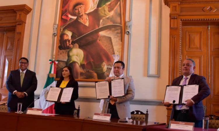 Obtiene Sindicato 'Benito Juárez' aumento de 8.2%