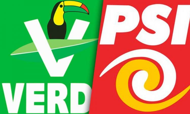 Partido Verde y PSI realizan nombramientos en cara a elecciones 2021