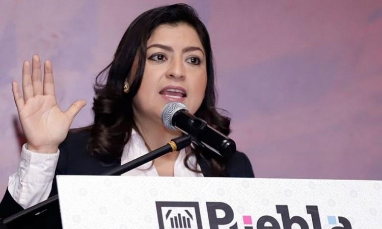 Reconoce Claudia Rivera amenazas en su contra por combatir la corrupción