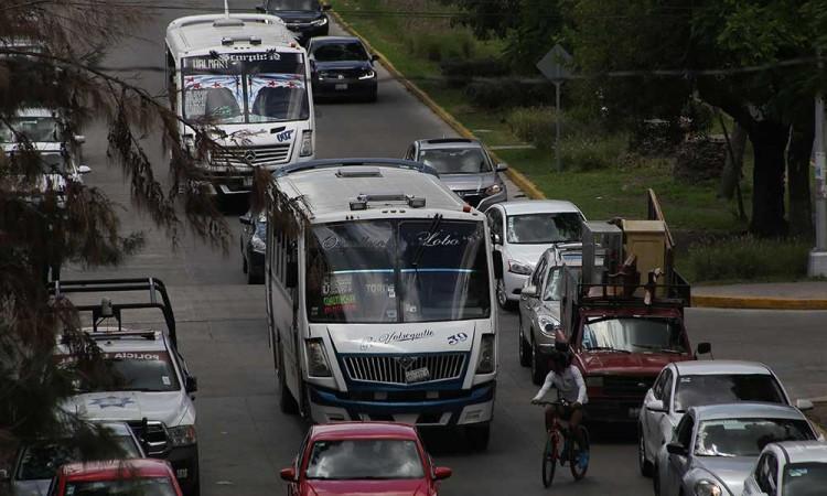 Se pronuncia AMTM por un rediseño en traslados del transporte público
