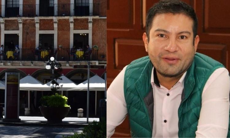 Arrancará programa de ampliación de banquetas y terrazas móviles en 5 calles del Centro Histórico