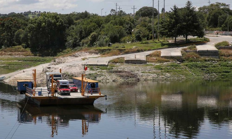 Conagua deberá regular servicio de la Panga en Valsequillo: Segom