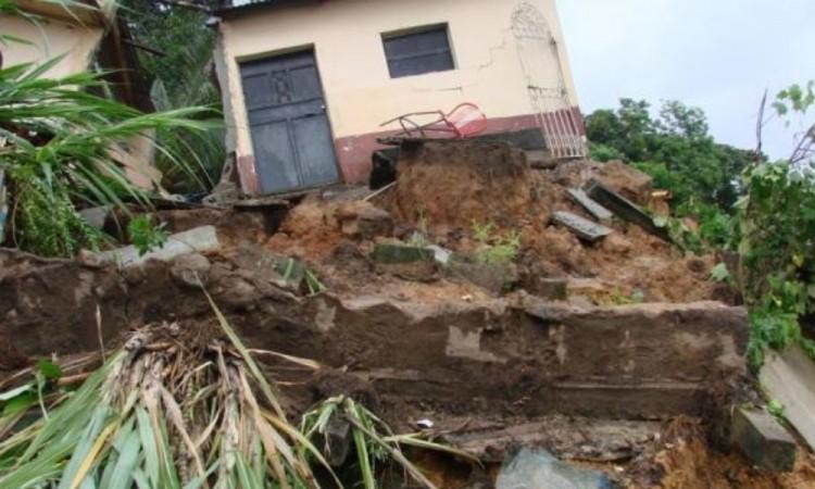 Identifican 8 zonas de riesgos por deslizamiento de tierra en juntas auxiliares de la capital