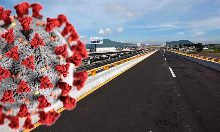 Quieren instalar filtros en carreteras de Puebla para evitar que ingresen enfermos de Covid
