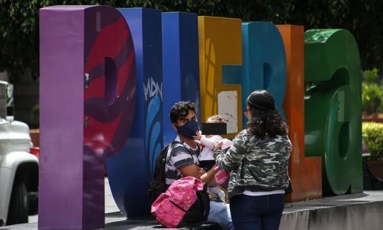 Suman 3 mil 408 decesos por coronavirus en Puebla