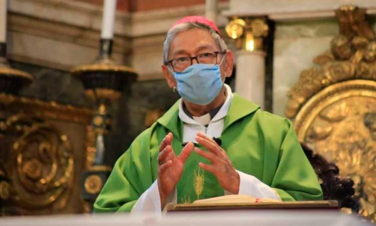 Llama obispo de Puebla a ver en la pandemia una oportunidad de cambio