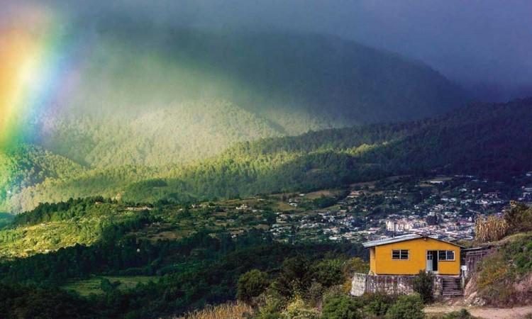 'Nosotros no tenemos televisióni, así iniciarán clases en zonas rurales de Chignahuapan