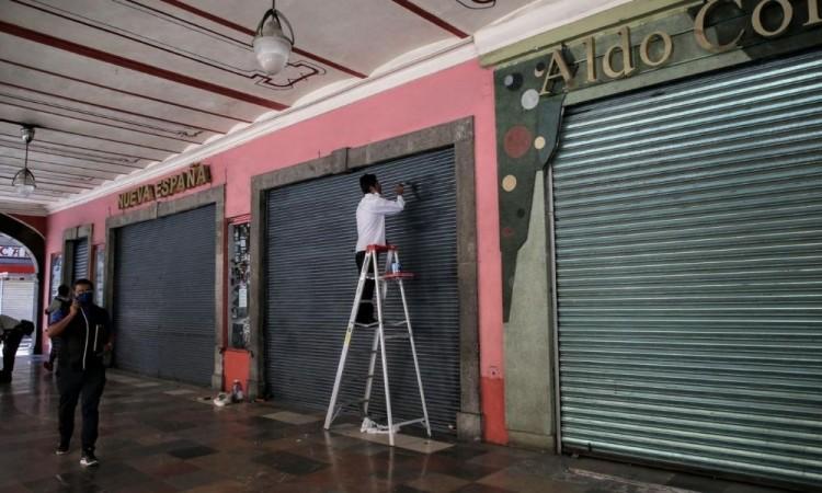 Arranca segunda etapa de apoyos para negocios del Centro Histórico