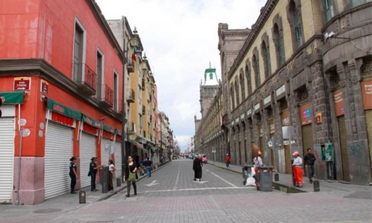 Autoriza Gobernación apertura de más calles del centro histórico
