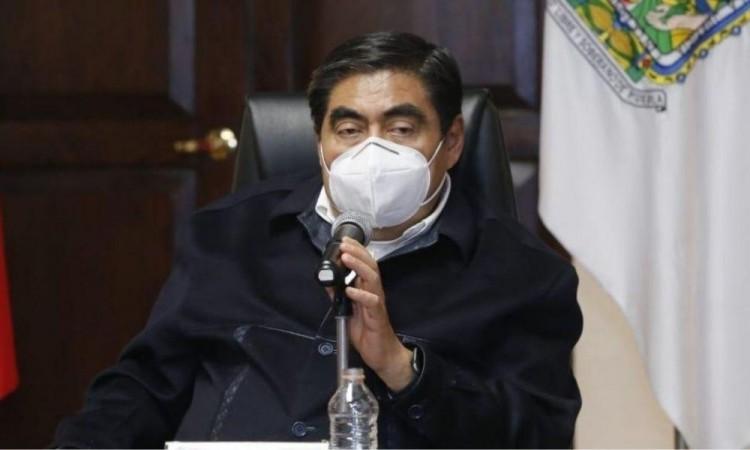 El gobernador del estado Miguel Barbosa Huerta indicó que la FGE es a quien le corresponde resolver el caso.