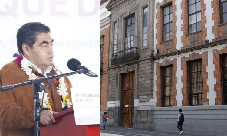 """No habrá """"manoseo político"""" en la Universidad de la Salud, advierte Barbosa"""