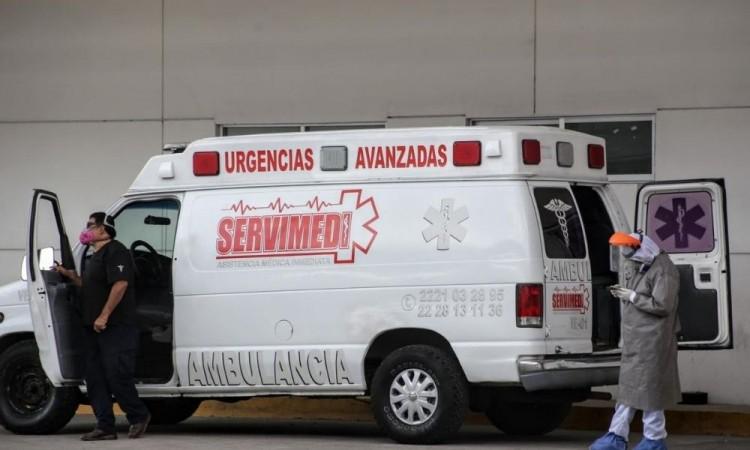 Alcanza Puebla las 3 mil 555 defunciones; y quedan mil 167 casos de Covid-19