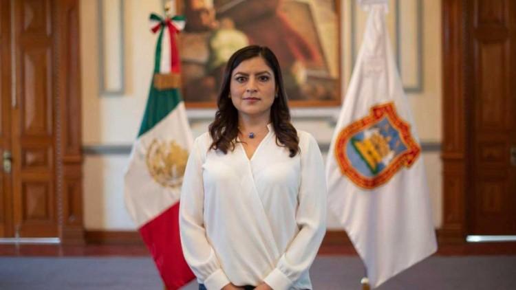 Claudia Rivera prepara informe de labores en tiempos de pandemia