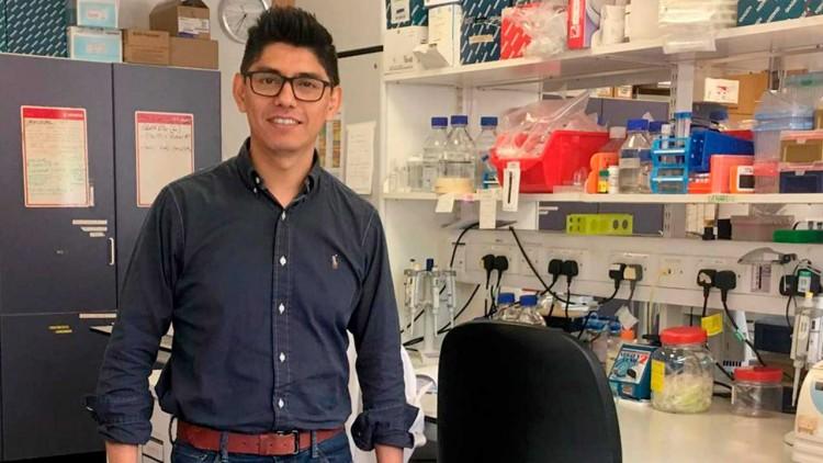 Egresado BUAP suma para desarrollar vacuna del Covid-19 en la Universidad de Oxford