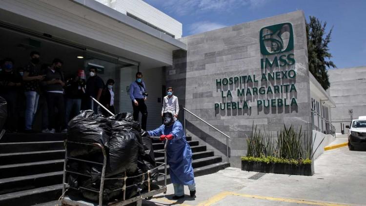 En Puebla, 7 de cada 10 contagios de Covid-19 se han recuperado