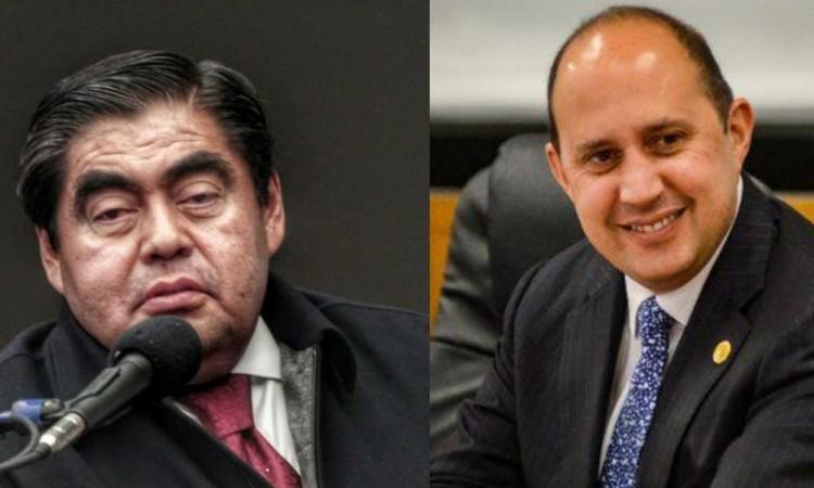 """Si Manzanilla sustrajo recibos oficiales es un delito, dice Barbosa sobre """"partida Secreta"""""""