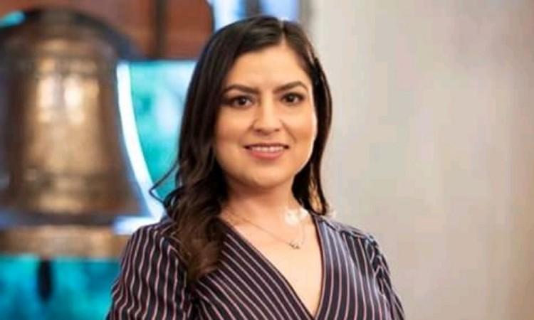 Reconoce Claudia Rivera a policías fallecidos por Covid-19 en el marco del Día del Policía Municipal
