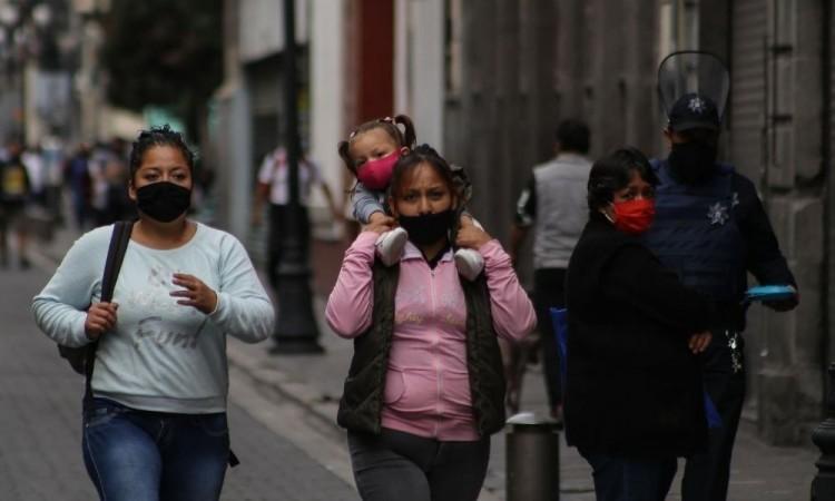Suben defunciones por Covid-19 en Puebla