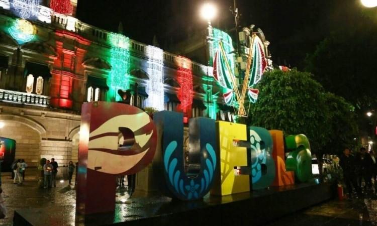 Con 400 personas en el Zócalo se dará el Grito de Independencia en Puebla