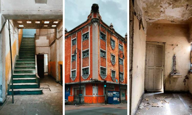 12 fotos para conocer por dentro al Edificio del Parral en el centro de Puebla