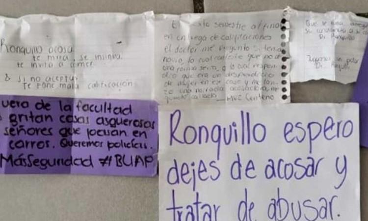 BUAP abre debate en contra del acoso sexual en la Universidad