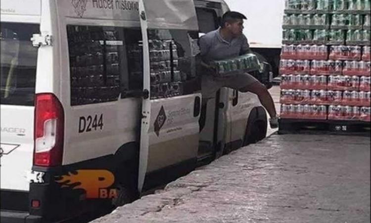 """""""Algunos alcaldes se creen dueños de los bienes"""", dice Barbosa sobre camioneta que transportó cerveza"""