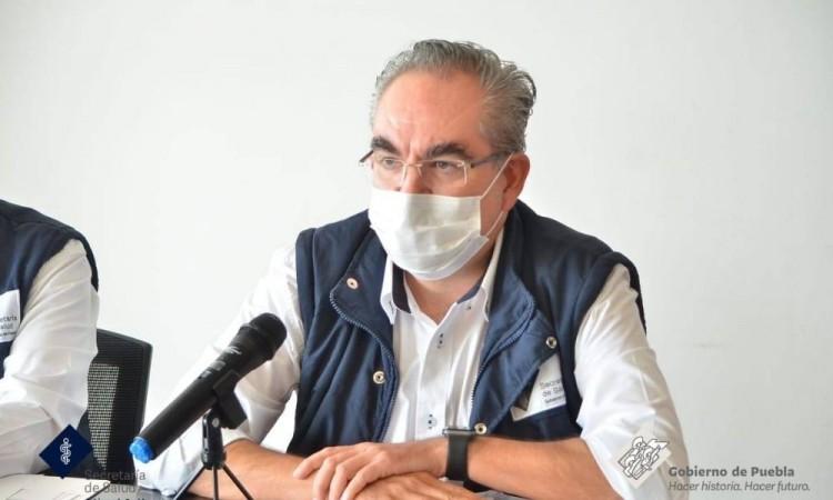 Disminuyen contagios, pero aumentan muertes Covid-19 en Puebla
