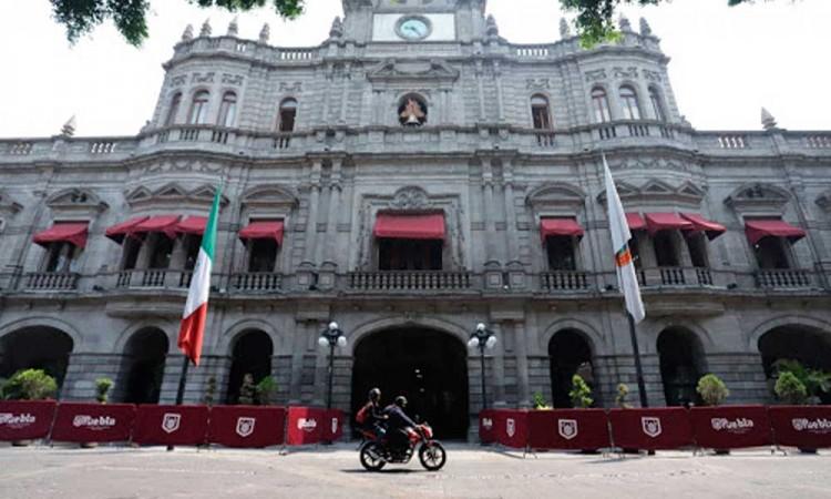 Descarta Ayuntamiento de Puebla despidos masivos para el 2021
