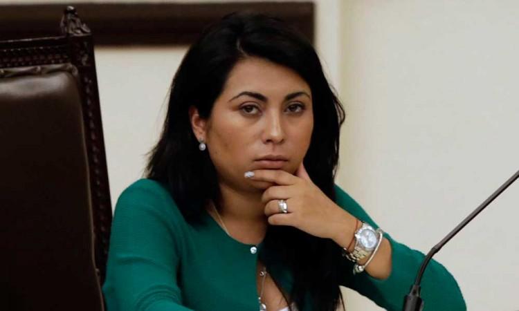 José Momox no tiene la facultad de removerme del PES en el Congreso: Nora Merino