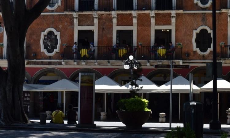Programa de 'Terrazas Móviles' iniciará a finales de septiembre como apoyo para el sector restaurantero en Puebla