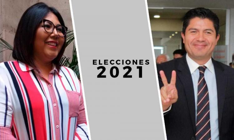 Alcaldía Puebla: Genoveva Huerta, peor candidata; Eduardo Rivera, con más chance de ganar
