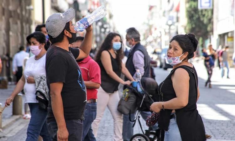 Alistan dispositivos de seguridad y cierre de calles por festejos patrios en Puebla