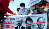 Puebla reúne 8 mil firmas para enjuiciar a expresidentes